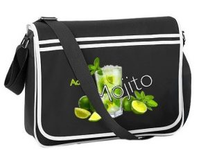 sac besace homme et femme Mojito