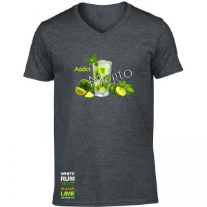 Tee shirt homme Mojito addict